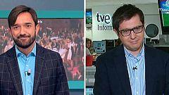 """La mañana - Sergio martín, director del canal 24 Horas: """"Es un premio al trabajo en equipo"""""""