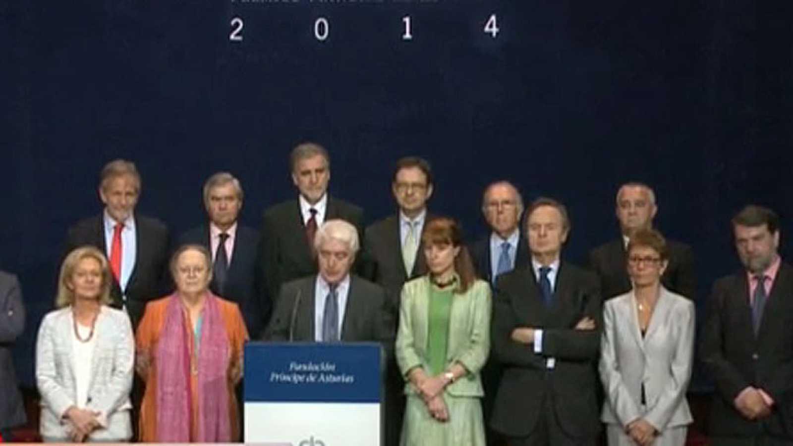 Las becas Fulbright, Premio Píncipe de Asturias de Cooperación 2014