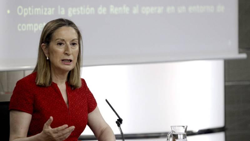 El Consejo de Ministros aprueba la privatización del 49% de AENA y liberaliza el transporte ferroviario