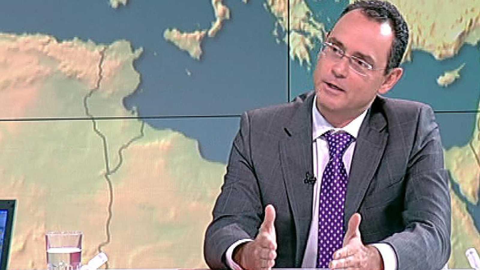 """Pedro Baños: """"El objetivo del EIIL es derrocar al Gobierno irakí"""""""