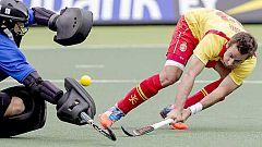 Hockey hierba - Campeonato del Mundo. 7º y 8º puesto. España - Nueva Zelanda