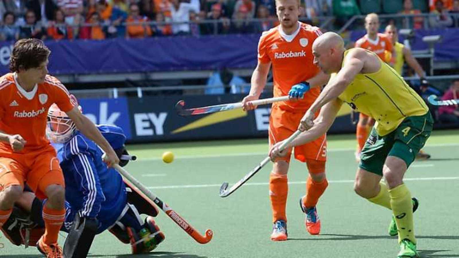Hockey hierba - Campeonato del Mundo. Final. Australia - Holanda. Desde La Haya (Holanda) - ver ahora