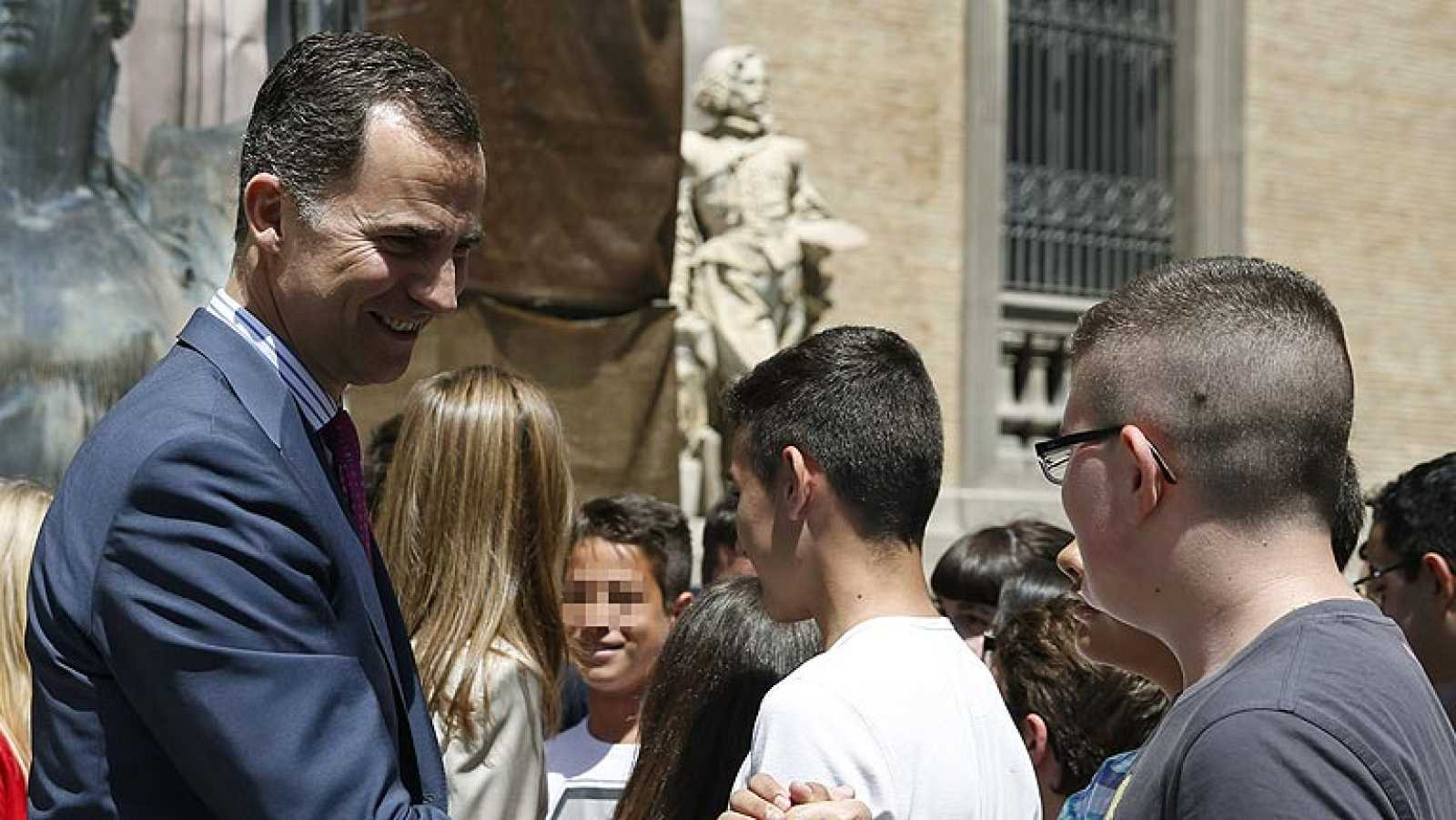 El dispositivo de seguridad para la proclamación de Felipe VI será similar al de otros grandes eventos