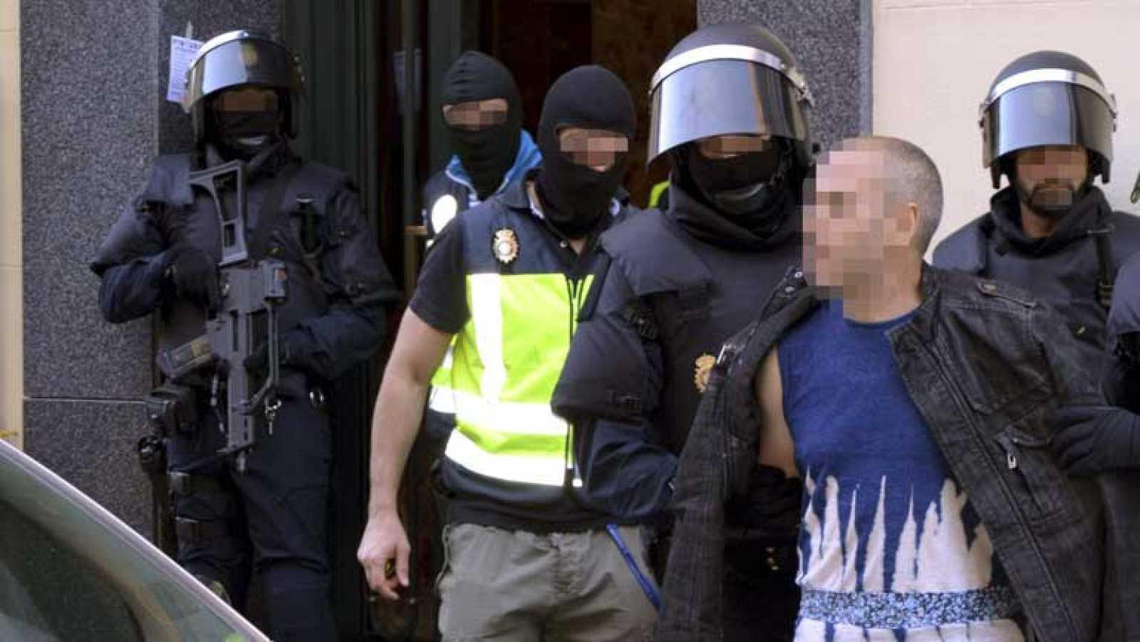 Cuarta gran operación contra el terrorismo yihadista en España