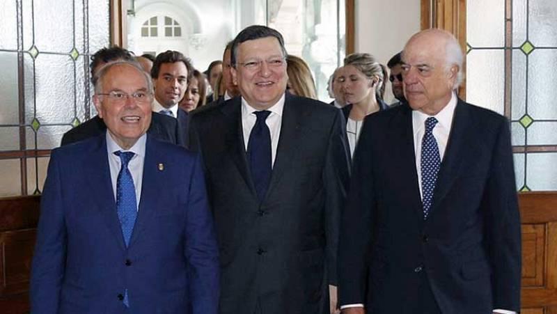 Durao Barroso culpa al Banco de España de no alertar sobre la burbuja inmobiliaria