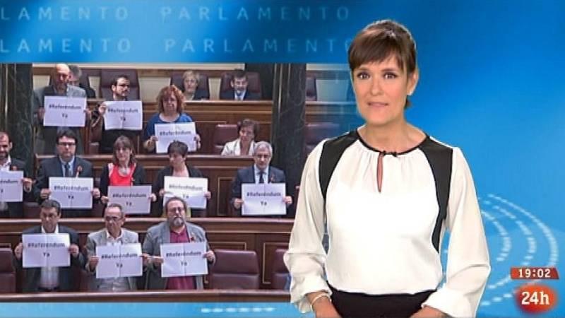 Parlamento - Parlamento en 3 minutos - 14/06/2014