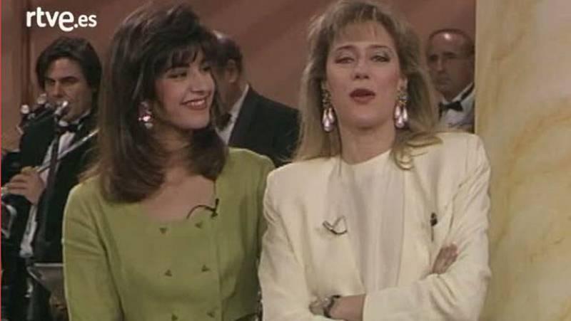Mariló Montero en 'A mi manera' (1990)