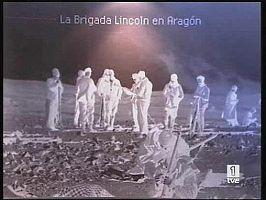 La Brigada Lincoln en Aragón