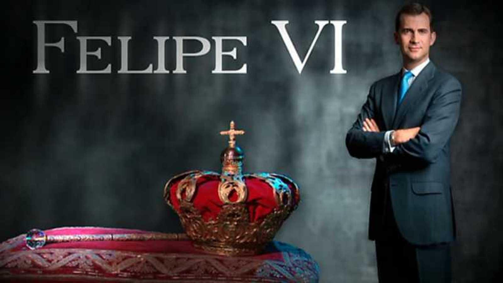 La Noche de ... - Felipe VI - ver ahora