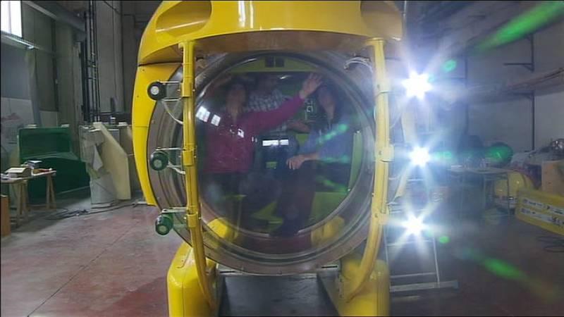 LAB24 - 20 millas de viaje submarino
