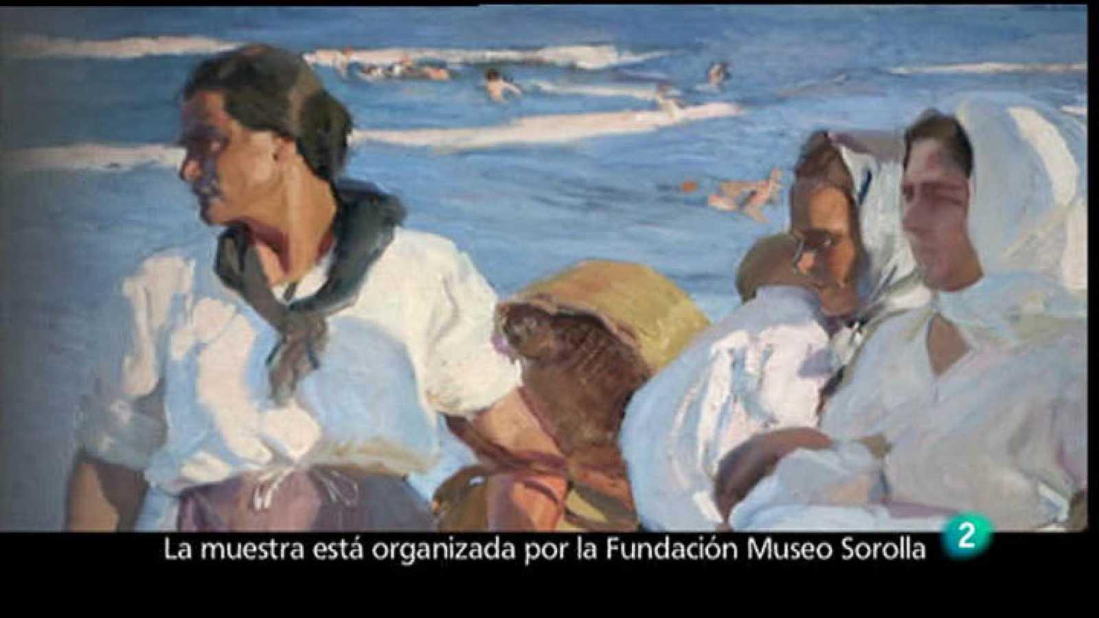 """Para Todos La 2 - Vídeo - """"Sorolla, El color del mar"""""""