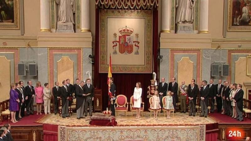 Parlamento - El foco parlamentario - Proclamación de Felipe VI - 21/06/2014