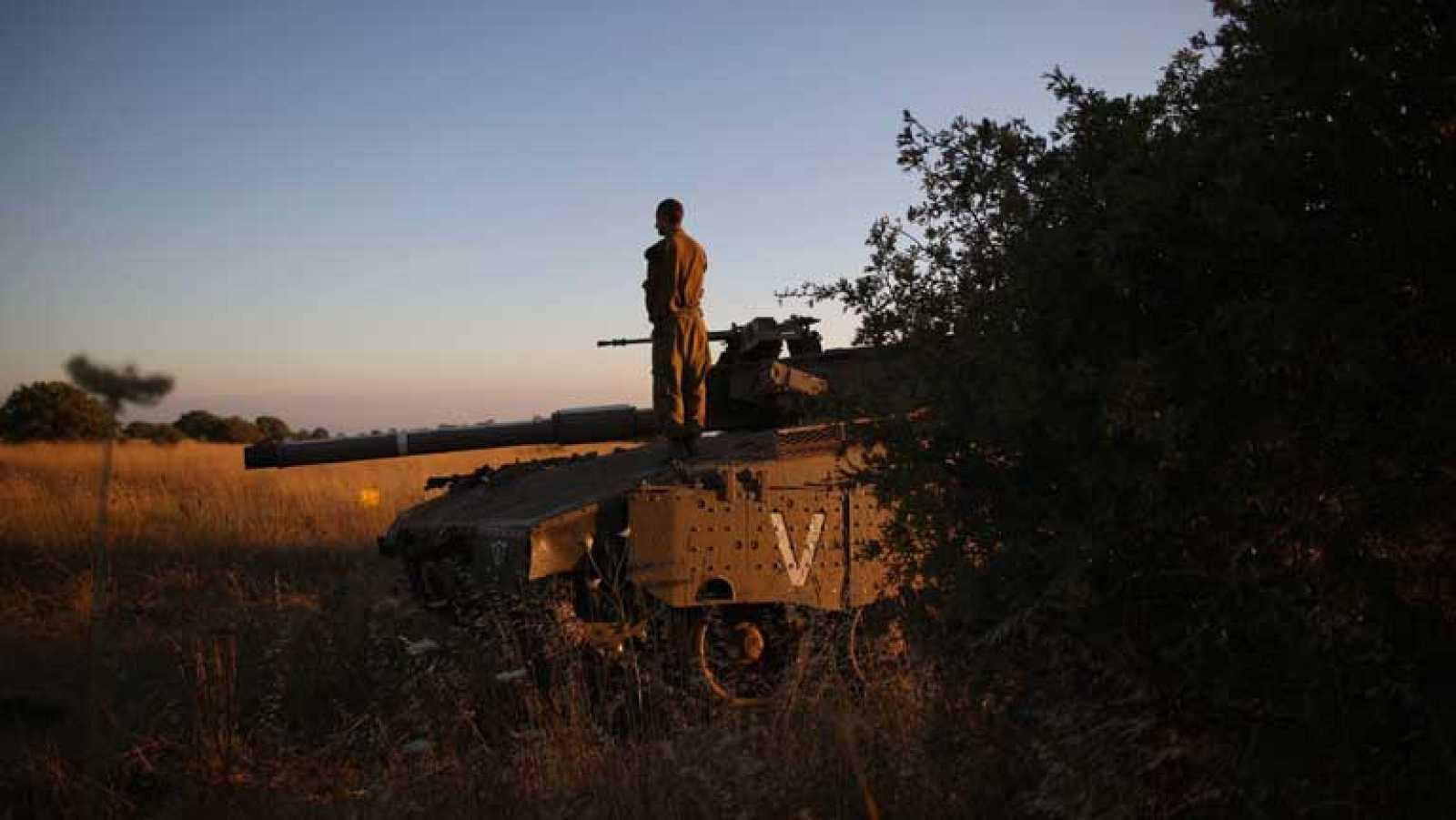 Máxima tensión en la frontera entre Israel y Siria