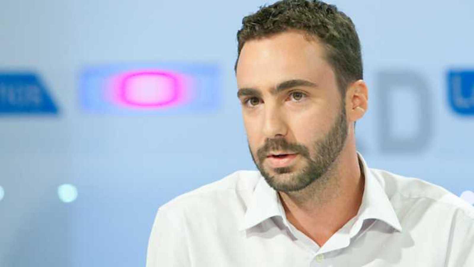 Los desayunos de TVE - Alberto Sotillos, candidato a la secretaría general del PSOE - ver ahora