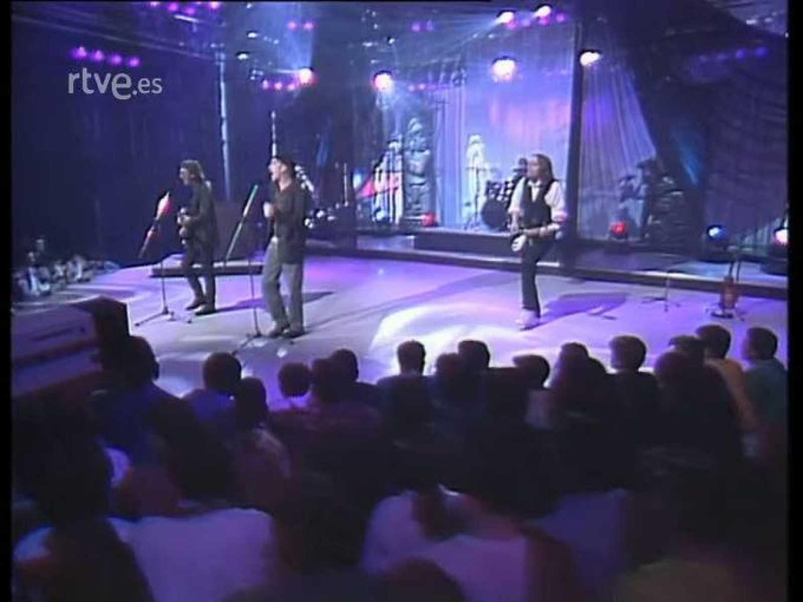 Cachitos de hierro y cromo - El cachito del viernes -  R.E.M.: 'Shiny Happy People' (Rockopop, 1991)