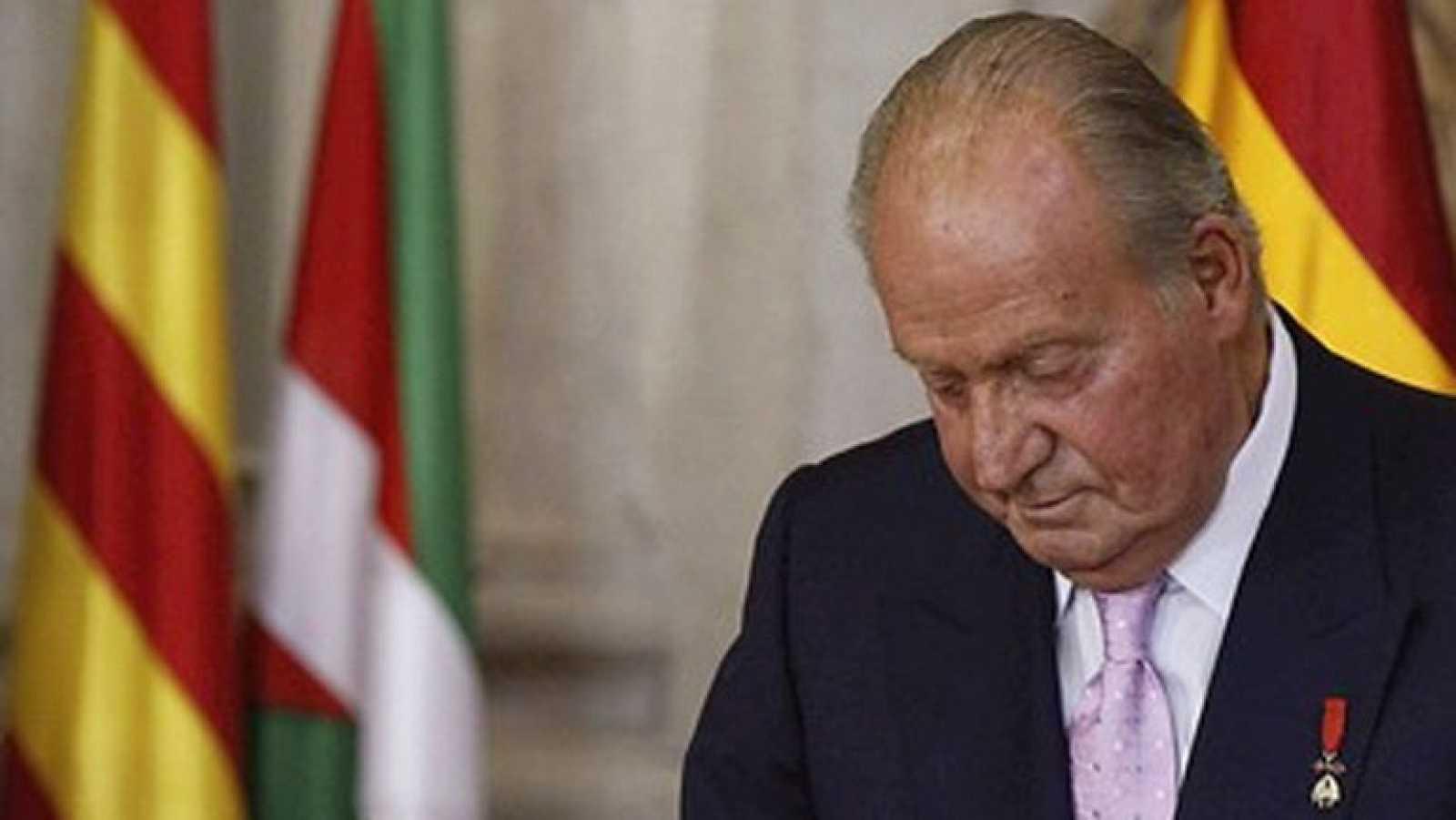 El Congreso aprueba el aforamiento del rey Juan Carlos