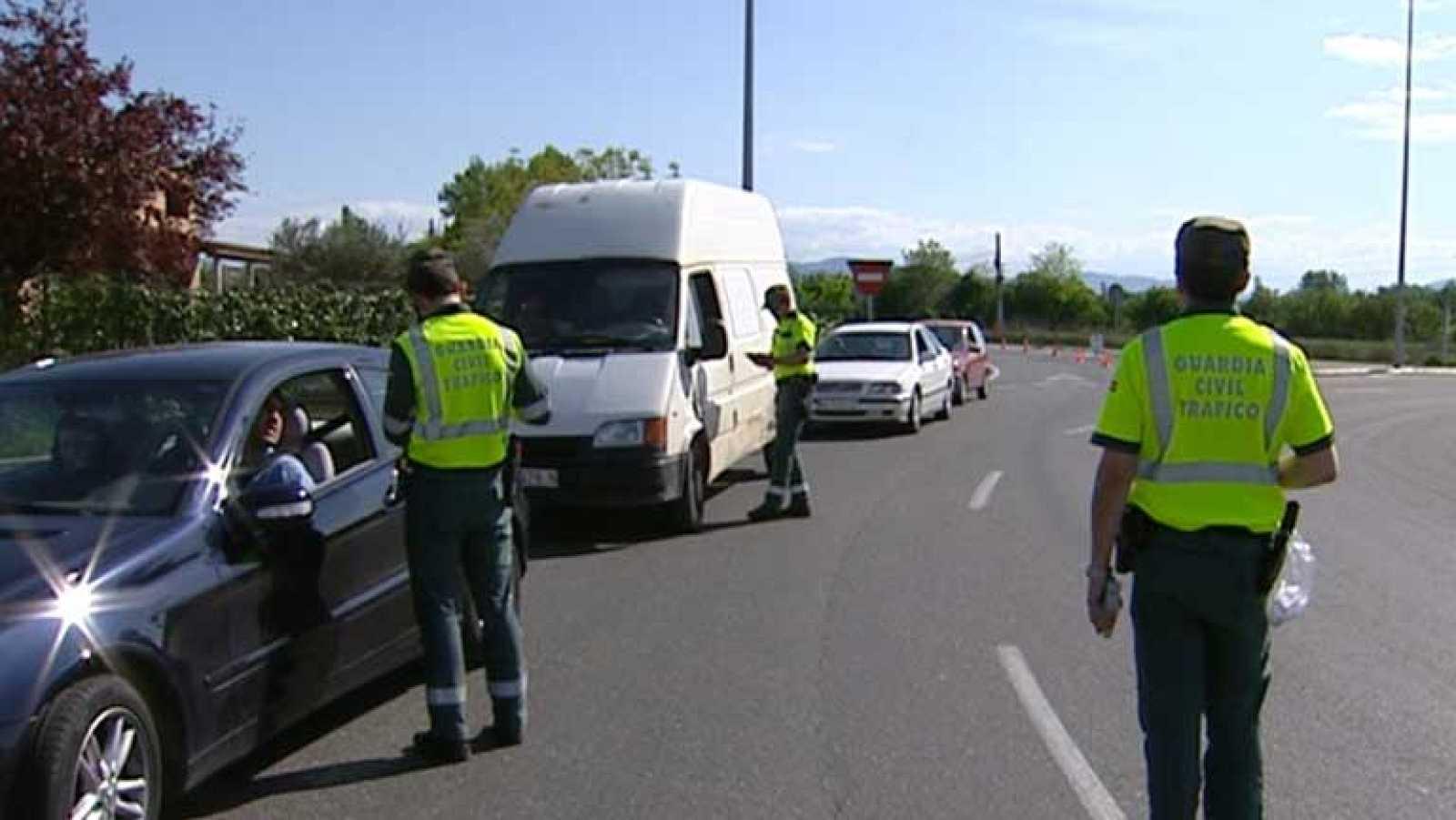 La DGT prevé 79 millones de desplazamientos en las carreteras entre julio y agosto