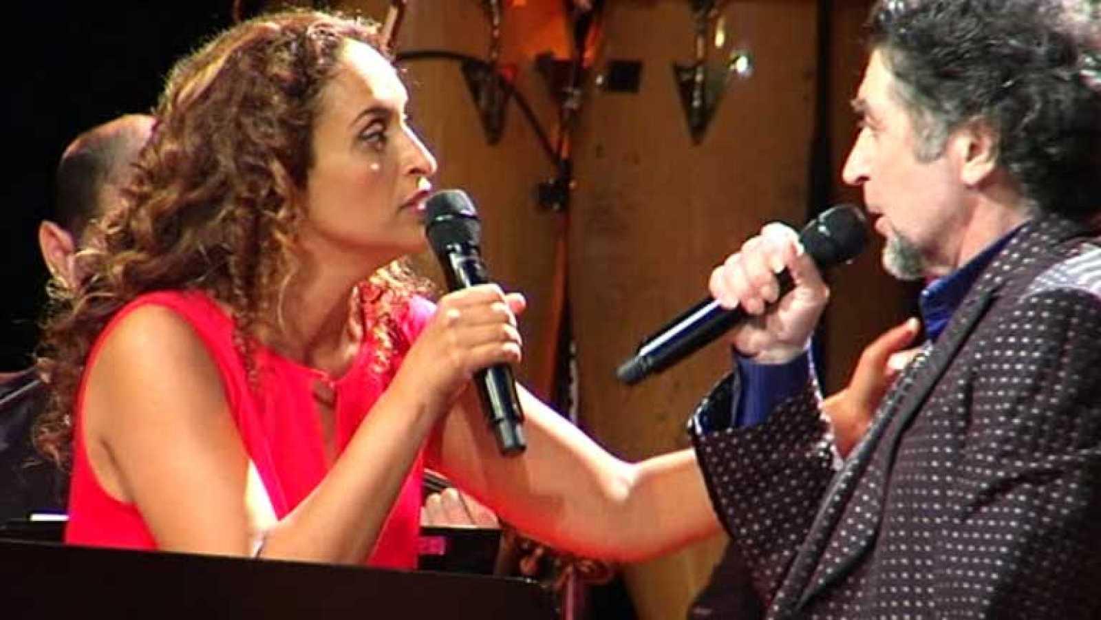 Joaquín Sabina viaja hasta Israel para presentar junto a Noa el nuevo trabajo de la artista