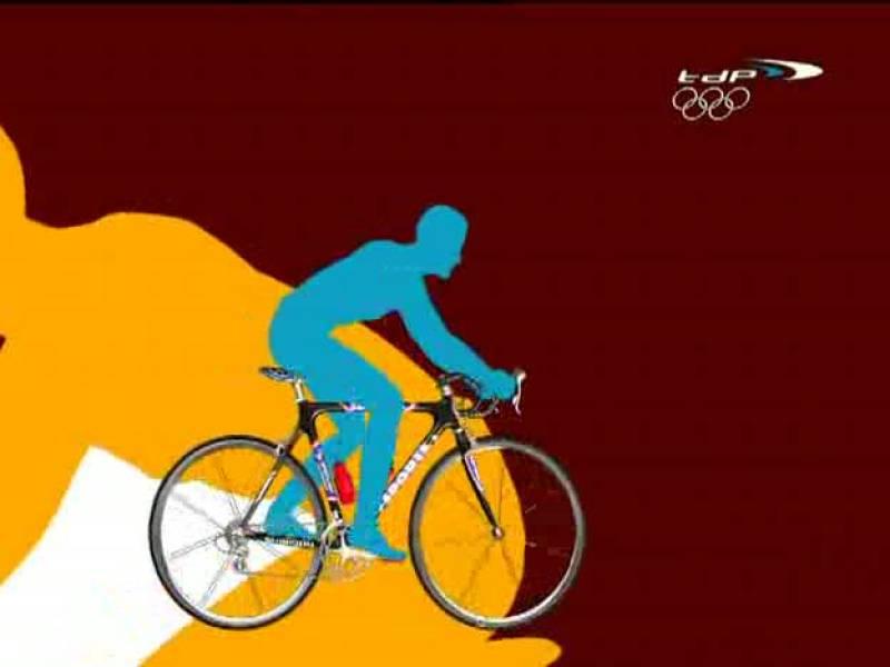 Ciclismo BMX. Semifinales.