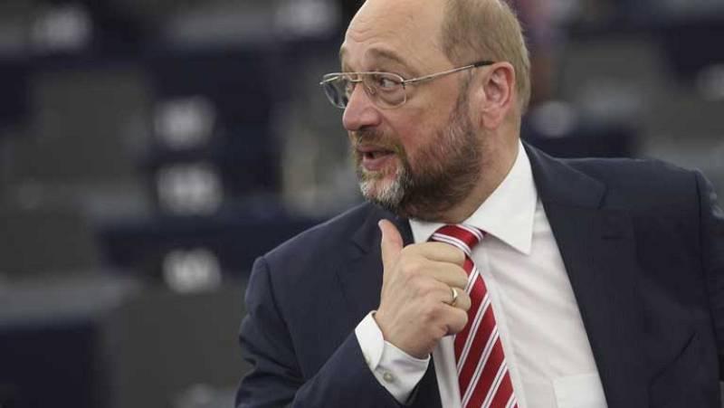 El nuevo Parlamento Europeo ha elegido, por amplia mayoría, al socialdemócrata Martin Schulz como Presidente