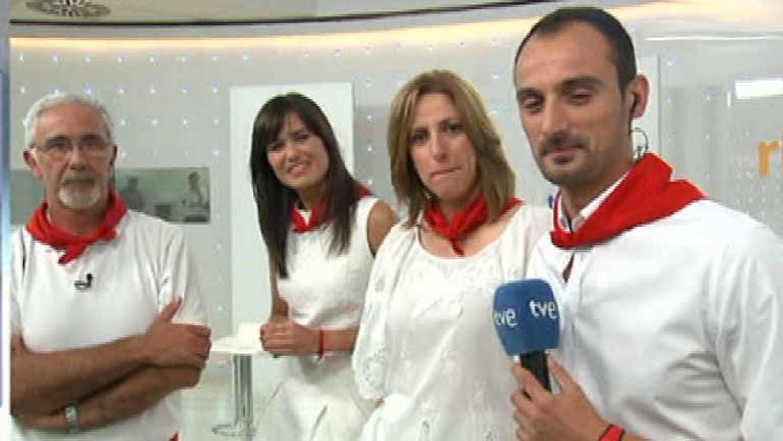 Sanfermines 2014 en TVE