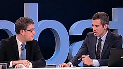 """Álvaro Nadal, en El Debate de la 1: """"Necesitamos que el cambio económico penetre en toda la sociedad"""""""