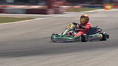 Karting - Campeonato de España: 2ª prueba de Recas
