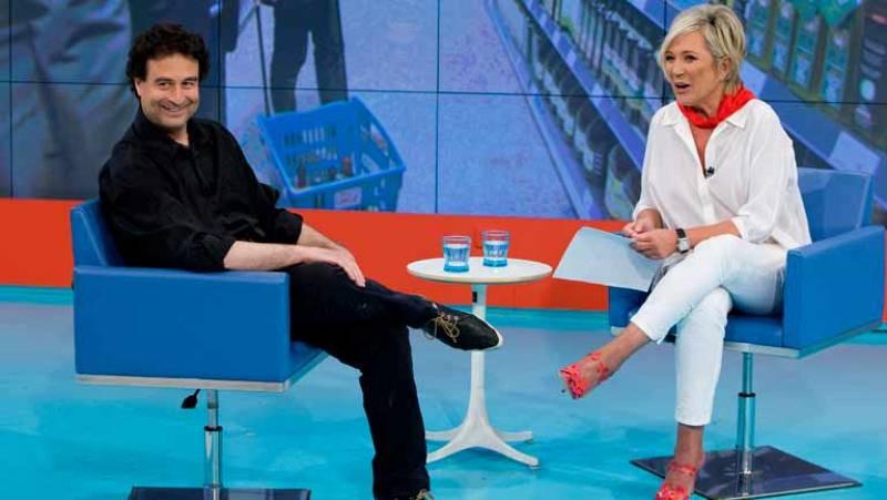 """Pepe Rodríguez en La mañana: """"Yo empecé de camarero y no me gustaba cocinar"""""""
