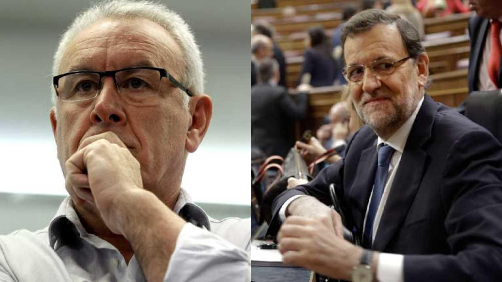 Lara defiende el derecho de huelga y Rajoy le dice que respeta la ley