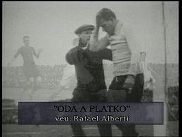 Rafael Alberti: Oda a Platko