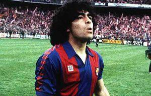 Maradona i el moti de l'Hesperia