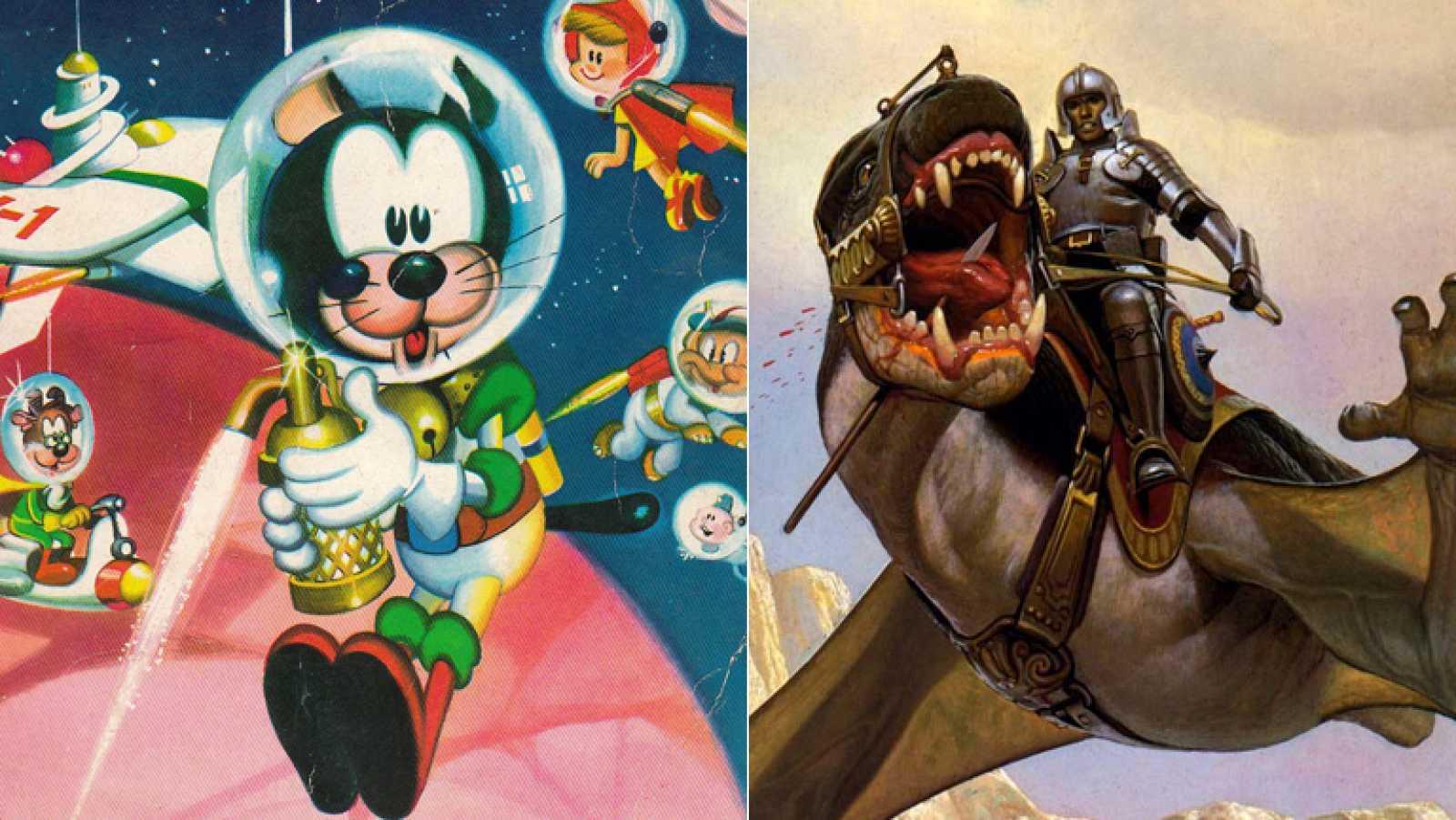 La historieta - Cap. 12: 'Niños y animales'
