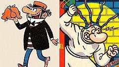 La historieta - Cap. 10: 'El humor y las costumbres'