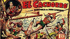 La historieta - Cap. 8: 'Piratas y espadachines'