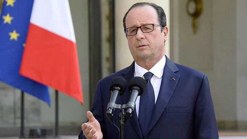 Francia moviliza todos sus medios en Mali y cree que el avión se ha estrellado