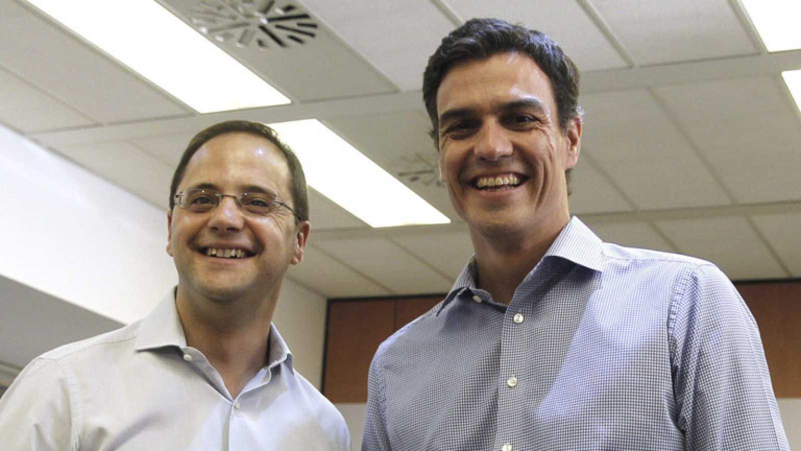 César Luena, nuevo secretario de Organización del PSOE
