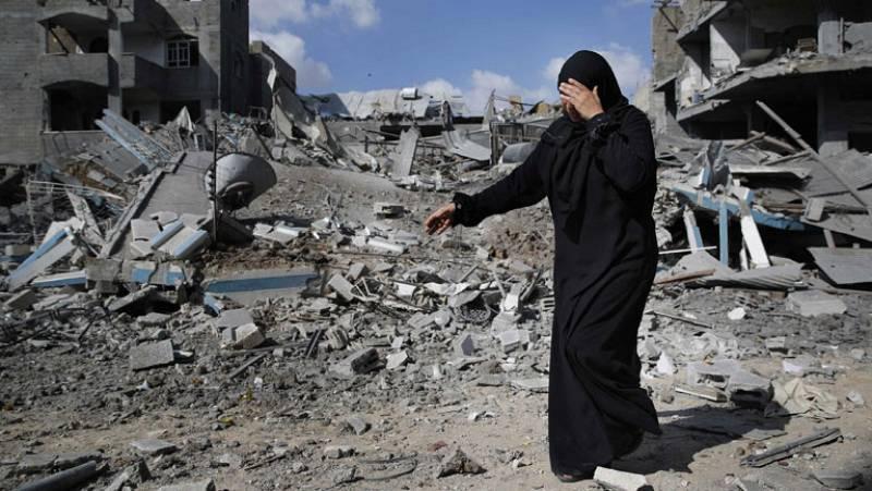 Tregua humanitaria temporal en la Franja de Gaza