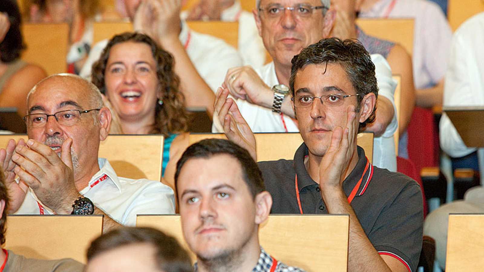 Madina lamenta no tener más participación aunque trabajará por un PSOE fuerte
