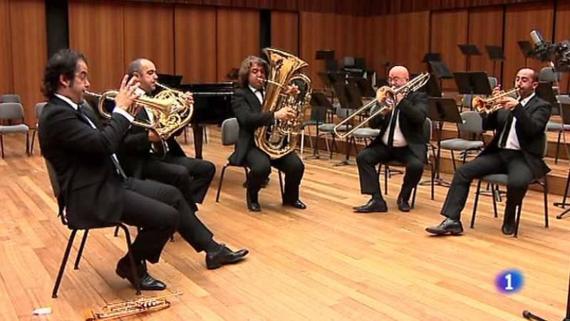 Sonido directo con - Spanish Brass Luur Metals - ver ahora
