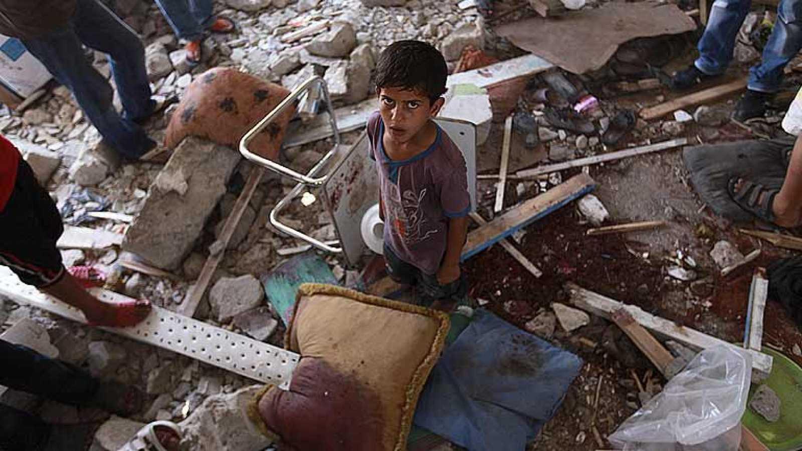 Israel ha lanzado sus ataques más mortíferos