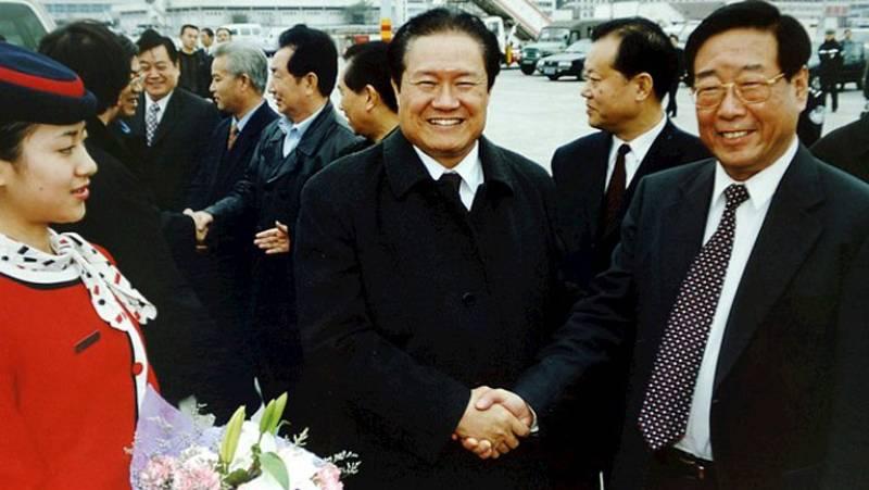 El presidente Xi Jinping acusa de corrupción a un antiguo miembro del comité permanente del partido comunista