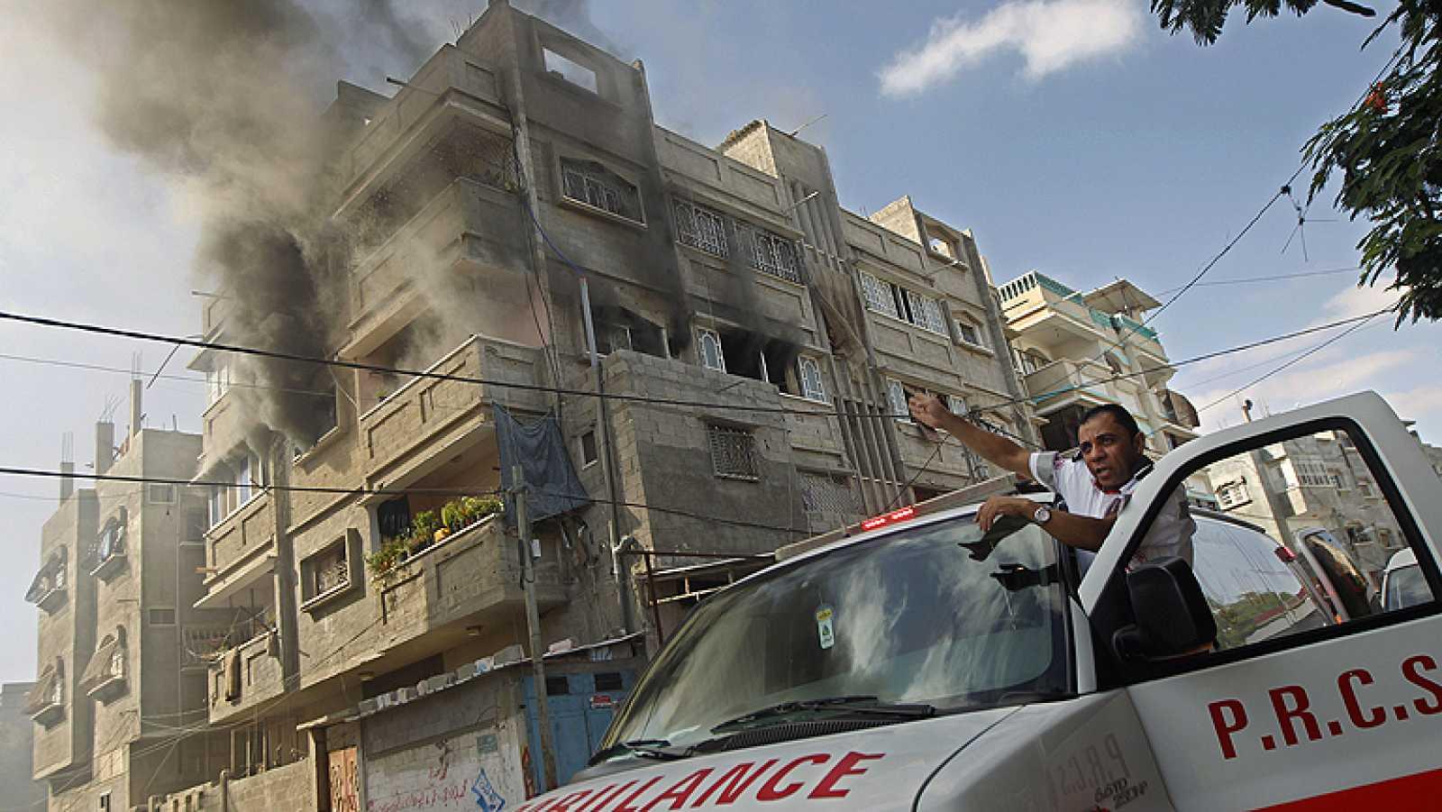 Condena vehemente de Naciones Unidas y de la Unión Europea contra Israel por atacar otra escuela de la ONU en Gaza