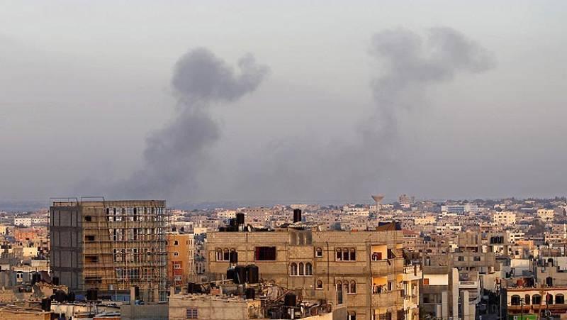 """Israel y Hamás inician en Gaza un alto el fuego """"incondicional y humanitario"""" de 72 horas"""