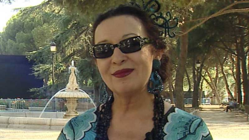 Martirio vuelve a Madrid con su disco homenaje a Chavela Vargas