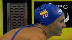 España suma 10 medallas en su estreno en el Europeo paralímpico de natación