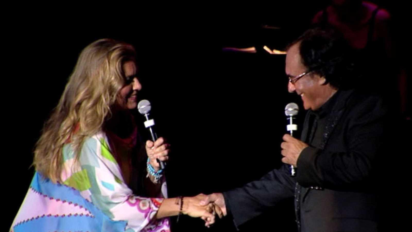 Al Bano y Romina Power, juntos en el Festival de Peralada