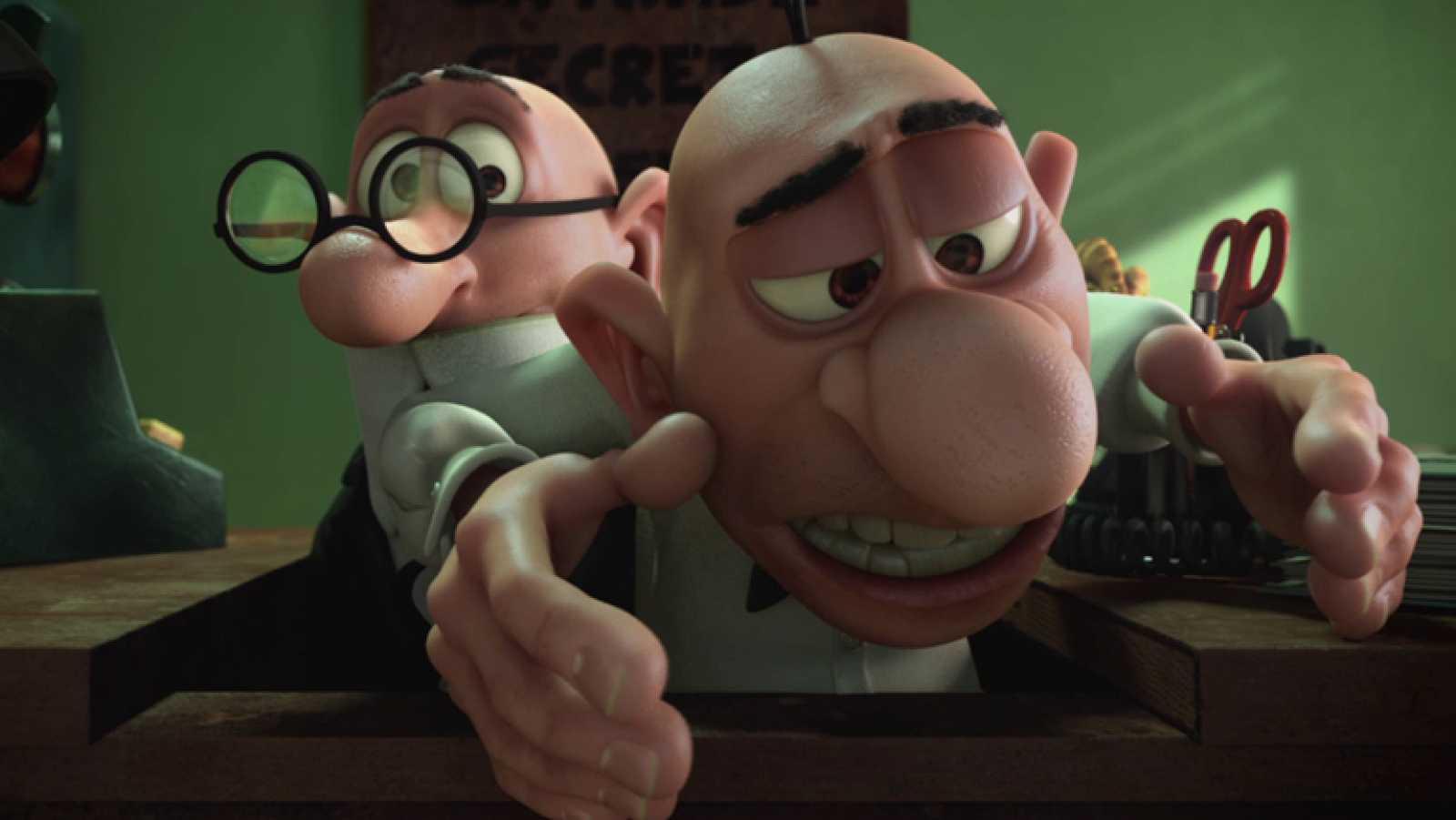Nuevo tráiler de 'Mortadelo y Filemón contra Jimmy el cachondo', de Fesser