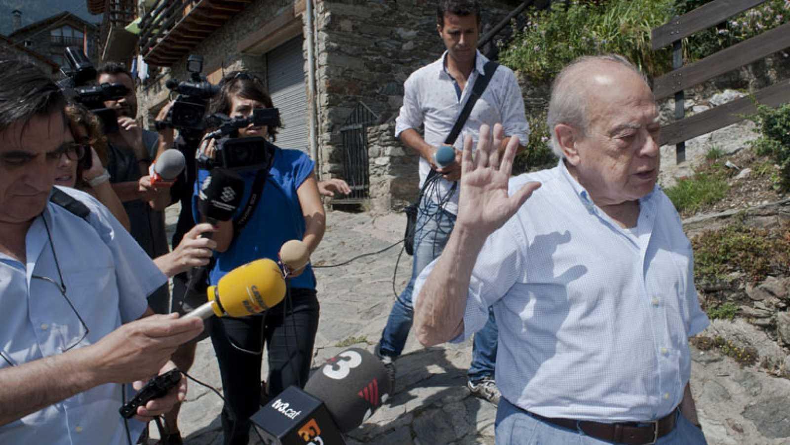 La juez pide a Jordi Pujol el testamento de su padre y la aceptación de la herencia