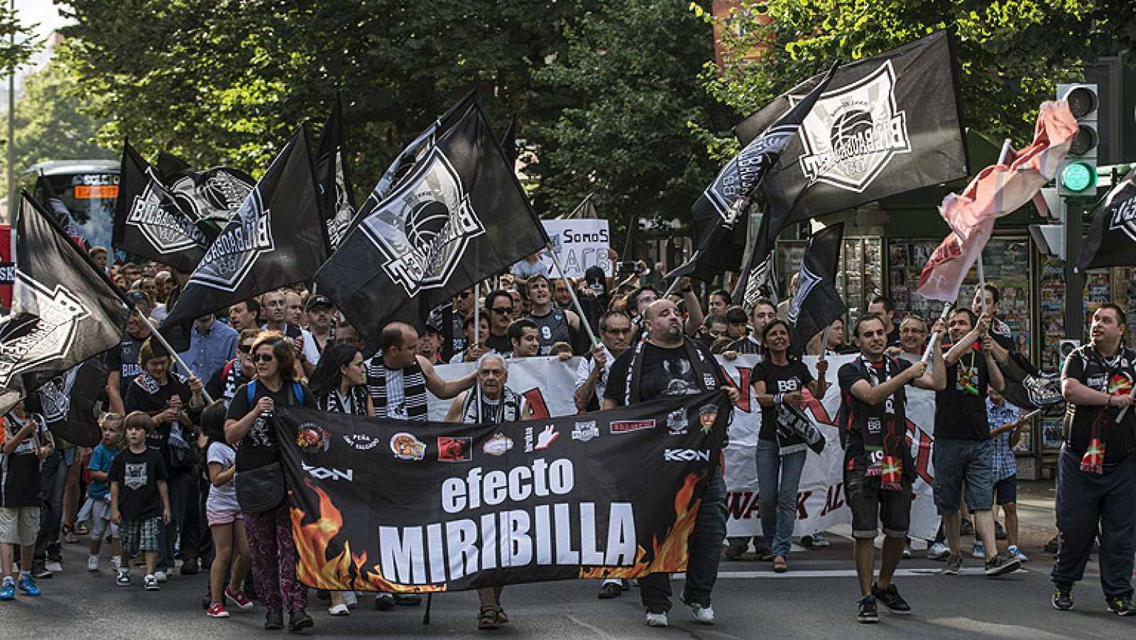 El Tribunal de Arbitraje Deportivo ha otorgado la cautelar al Bilbao Basket, por lo que podrá inscribirse en la Liga Endesa. La ACB recurrirá a la Audiencia Nacional.