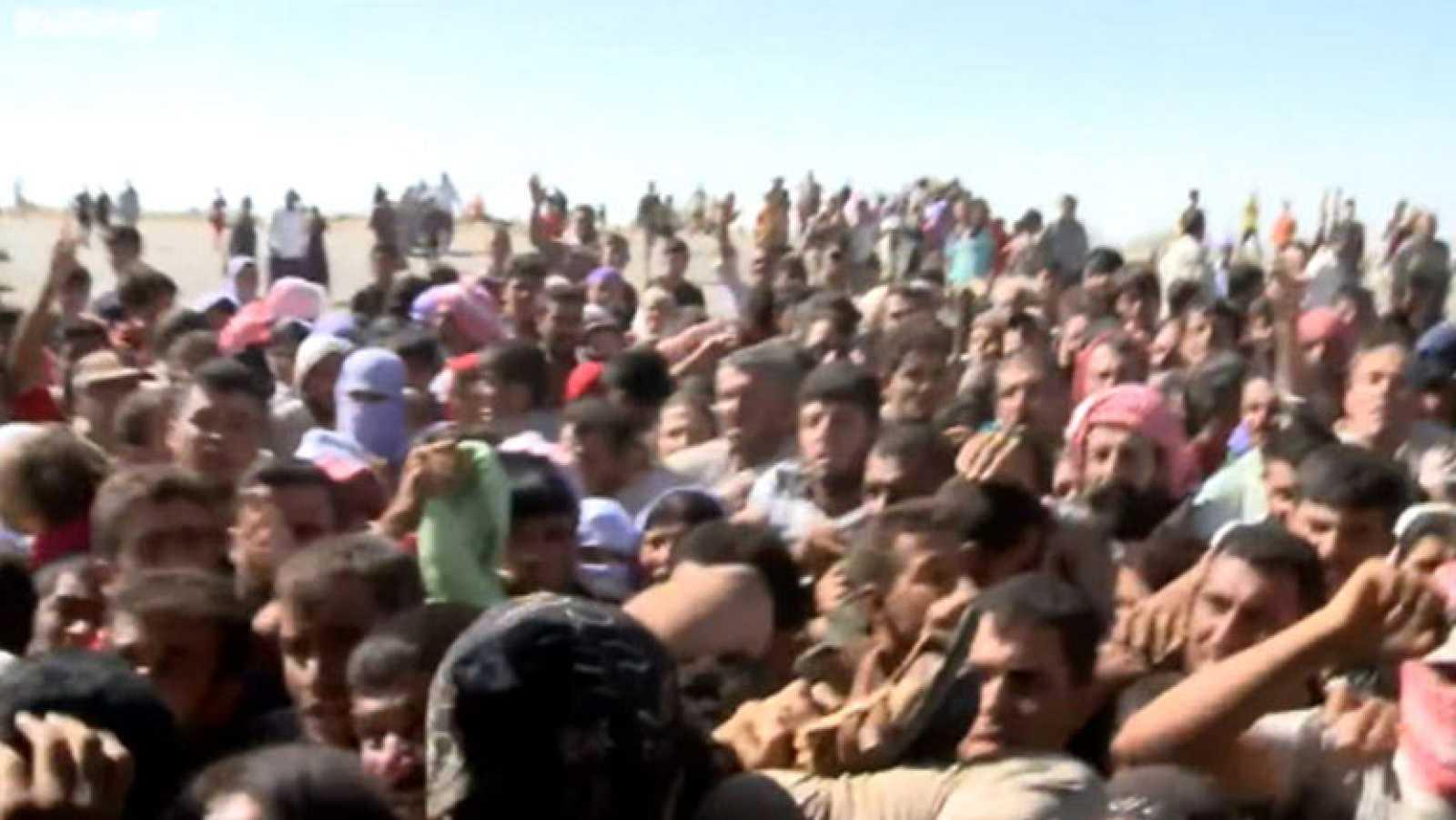 Continúan los enfrentamientos entre islamistas y el ejército kurdo e iraquí